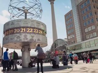 BERLIN – Les Nouveaux Explorateurs – Canal+
